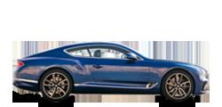 Bentley Continental GT купе 2017-2020 новый кузов комплектации и цены