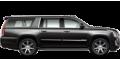 Cadillac Escalade ESV - лого