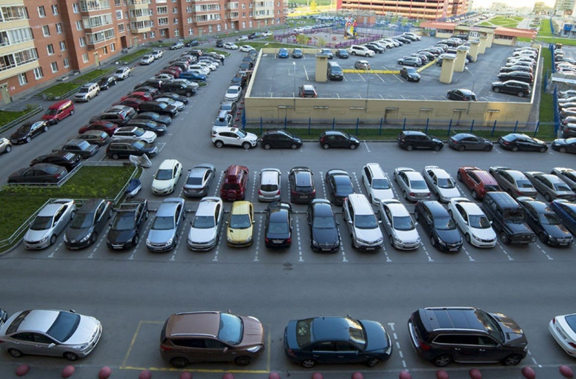 парковки