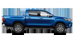 Toyota Hilux 2015-2021 новый кузов комплектации и цены