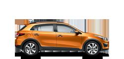 KIA Rio Икс-Лайн 2017-2020 новый кузов комплектации и цены