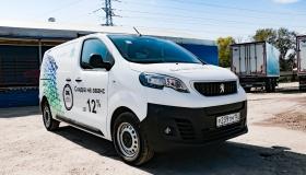 Peugeot Expert: стильный и надежный партнер для малого бизнеса