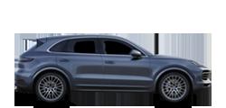 Porsche Cayenne Турбо 2017-2021 новый кузов комплектации и цены