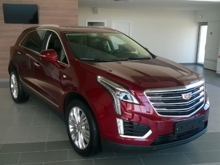 Автолига Cadillac фото