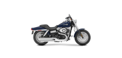 Harley Davidson Dyna Fat Bob - лого