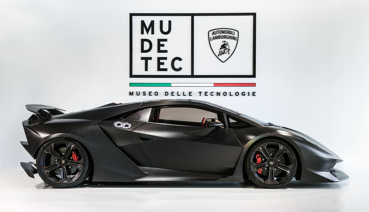 Выставка Lamborghini