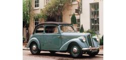 SKODA Popular 1934-1944