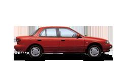 KIA Sephia седан 1994-1998