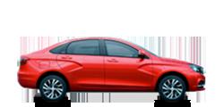LADA (ВАЗ) Vesta седан 2015-2021 новый кузов комплектации и цены