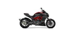 Ducati Diavel - лого