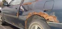 Лайфхак, который заставит ржавчину исчезнуть с автомобиля