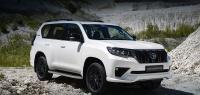 Объявлены цены на обновлённый Toyota Land Cruiser Prado