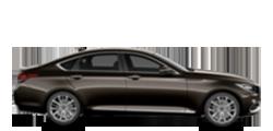 Genesis G80 2016-2021 новый кузов комплектации и цены