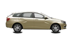 LADA (ВАЗ) Vesta SW универсал 2015-2021 новый кузов комплектации и цены