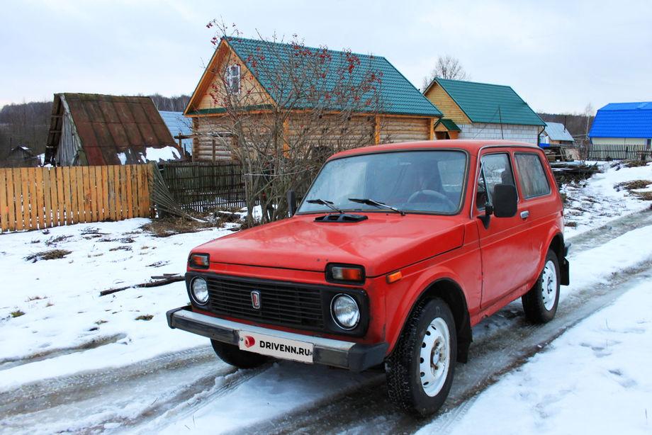 Lada 4x4 фото