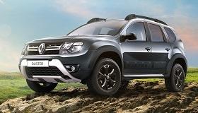Renault DUSTER Adventure: обзор комплектации и цены