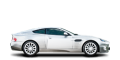 Aston Martin Vanquish  - лого
