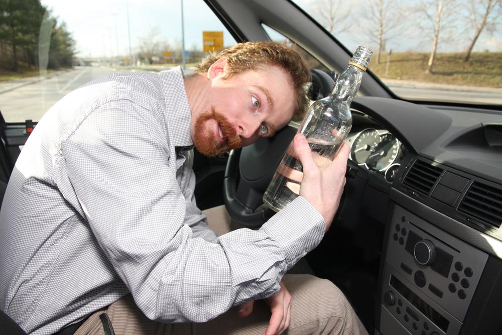Пить в машине фото