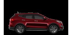 Hyundai Santa Fe среднеразмерный кроссовер 2012-2016