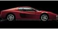 Ferrari F512 M Спорткупе - лого