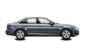 Audi A4 седан - лого