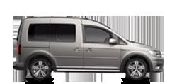 Volkswagen Caddy 1970-2020 новый кузов комплектации и цены