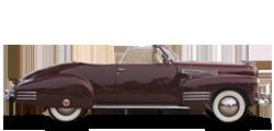 Cadillac Series 62 1940-1941