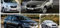 4 самых дешёвых новых авто с «автоматом» в Нижнем Новгороде