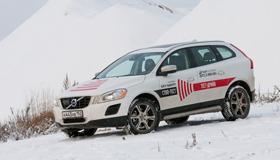 Volvo XC60: Безопасность в лике кроссовера