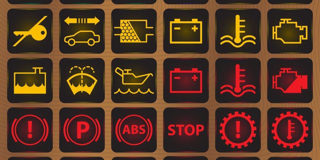 Обозначение значков в авто фото