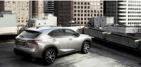 Премия лояльности при покупке Lexus NX в июне